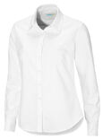 Cottover Oxford shirt L/S Lady wit 40