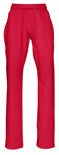 Cottover Sweat Pants Lady rood S