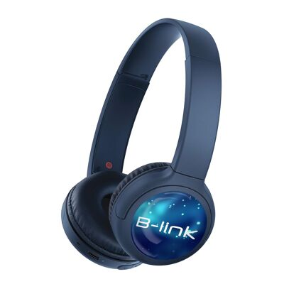 Sony CH510 Personalized Blauw met full color doming