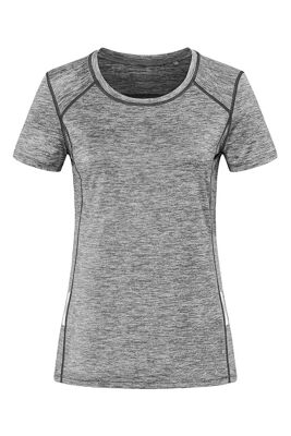 Stedman T-shirt Active dry reflective SS for her