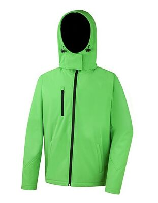 Result Core - Men`s TX Performance Hooded Soft Jacket