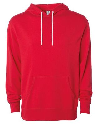 Independent - Unisex Lightweight Hooded Pullover
