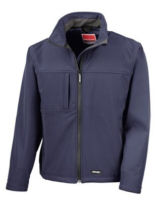 Result - Classic Soft Shell Jacket