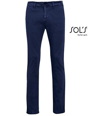 SOL´S - Men`s Chino Trousers Jules - Length 35